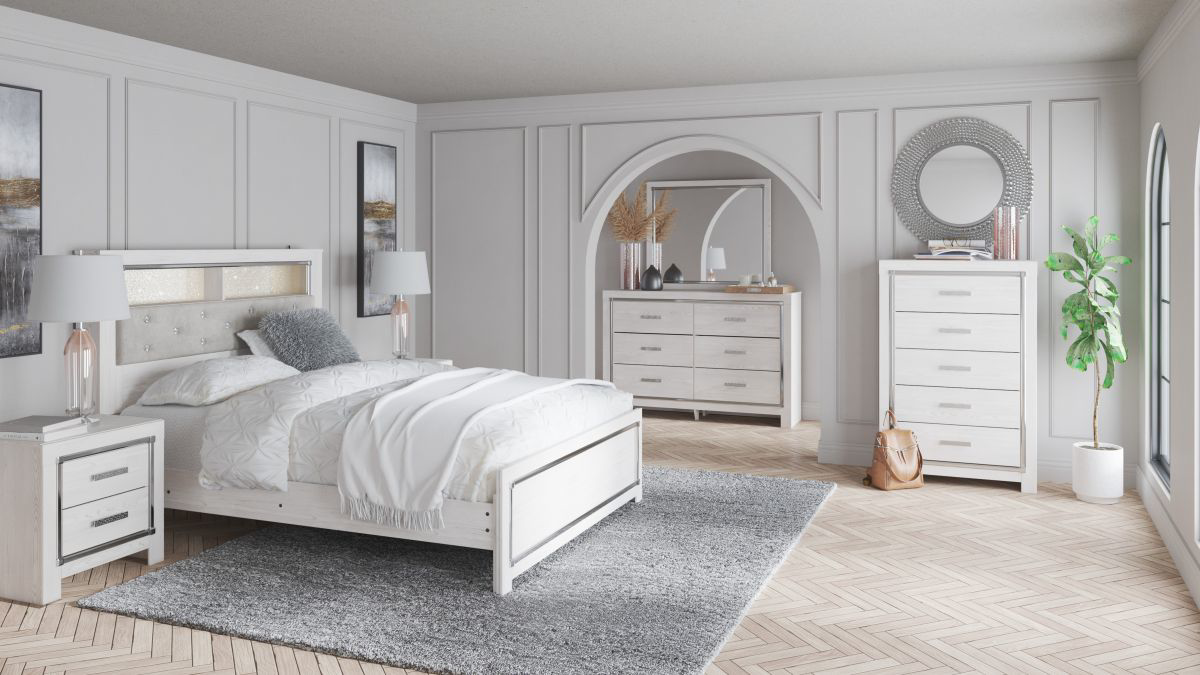 Picture of Altyra Queen Size Bed