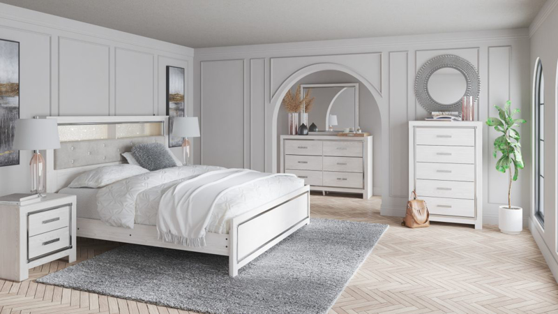 Altyra King Size Bed