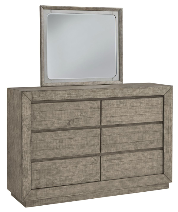 Picture of Langford Dresser & Mirror