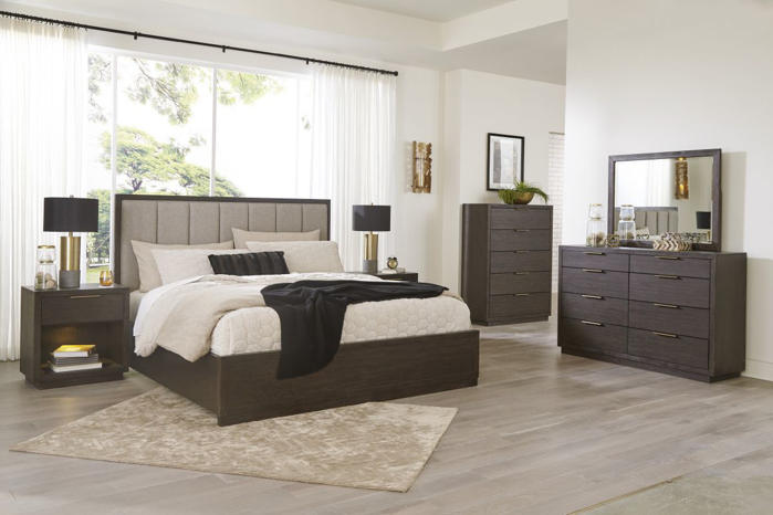 Picture of Bruxworth Queen Size Bed