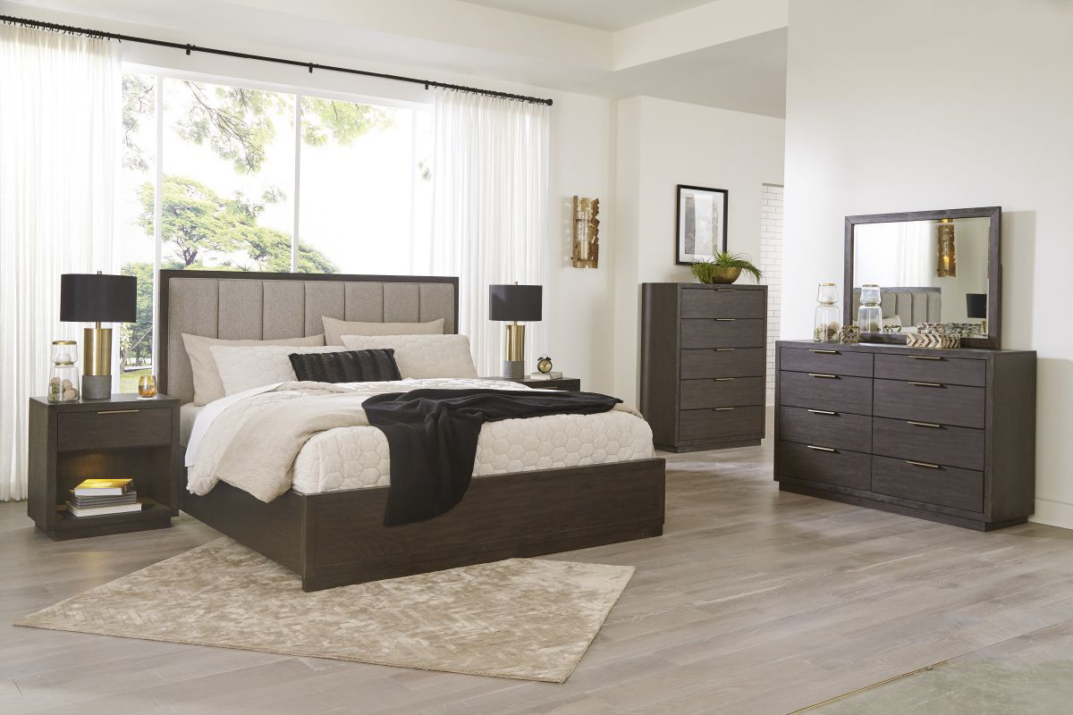 Picture of Bruxworth King Size Bed