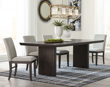 Picture of Bruxworth Table & 4 Chairs