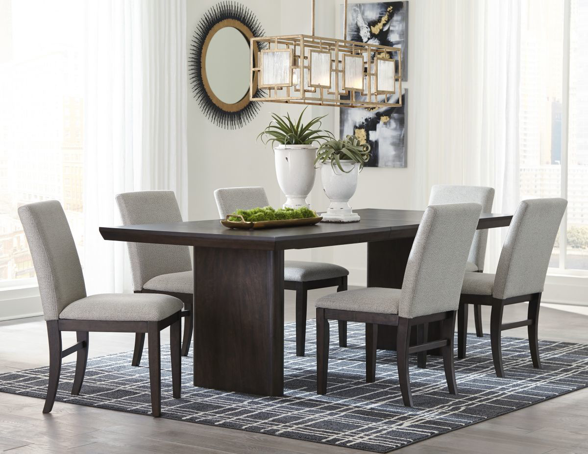 Picture of Bruxworth Table & 6 Chairs