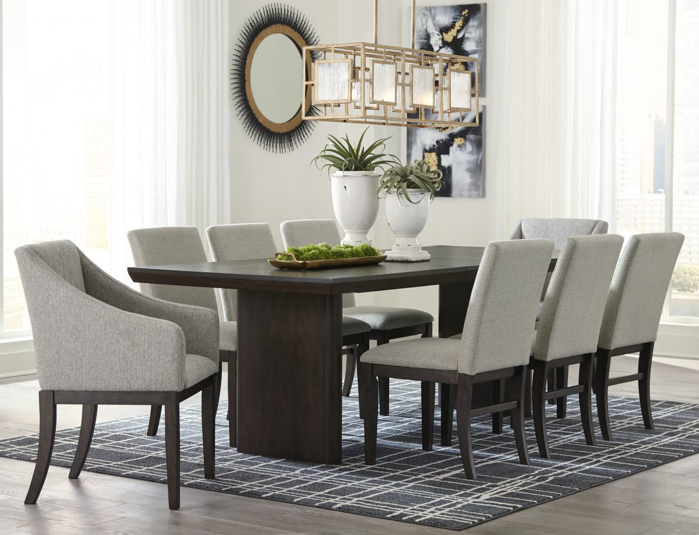 Picture of Bruxworth Table & 8 Chairs