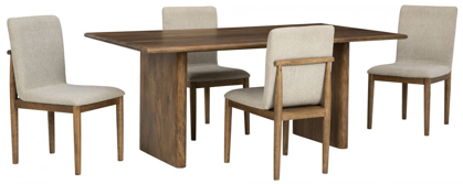 Picture of Isanti Table & 4 Chairs