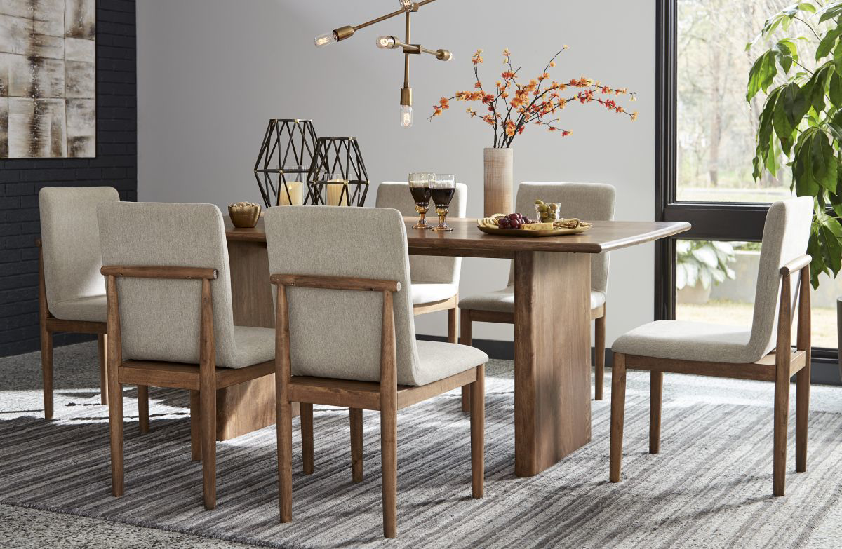Picture of Isanti Table & 6 Chairs