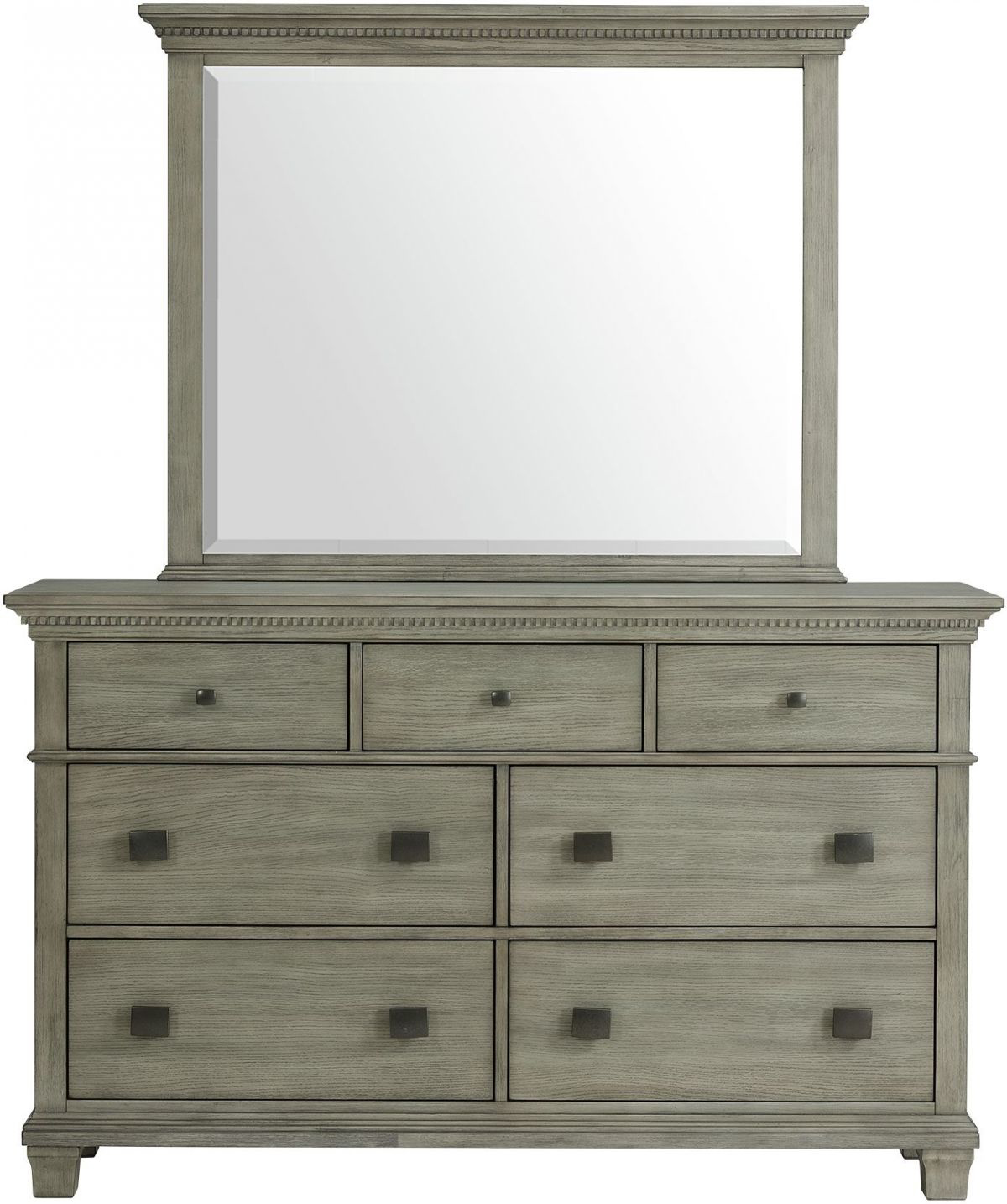 Picture of Crawford Dresser & Mirror