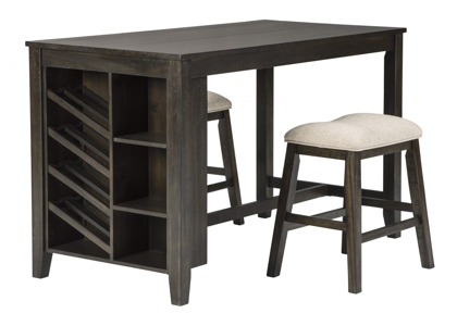 Picture of Rokane Pub Table & 2 Stools