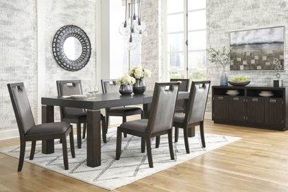 Picture of Hammis Table & 6 Chairs