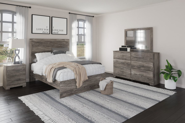 Picture of Ralinski Full Size Bed