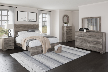 Picture of Ralinski Queen Size Bed