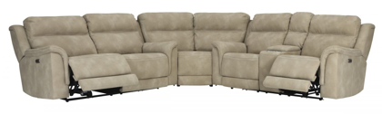 Picture of Next-Gen Reclining Power Sectional
