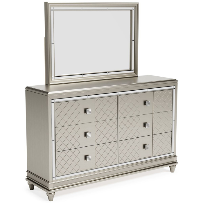 Picture of Chevanna Dresser & Mirror