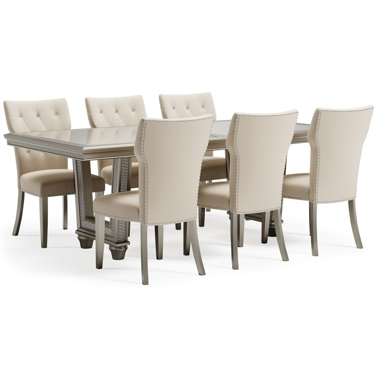 Picture of Chevanna Table & 6 Chairs