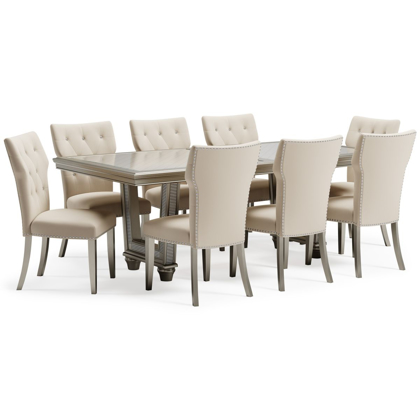 Picture of Chevanna Table & 8 Chairs