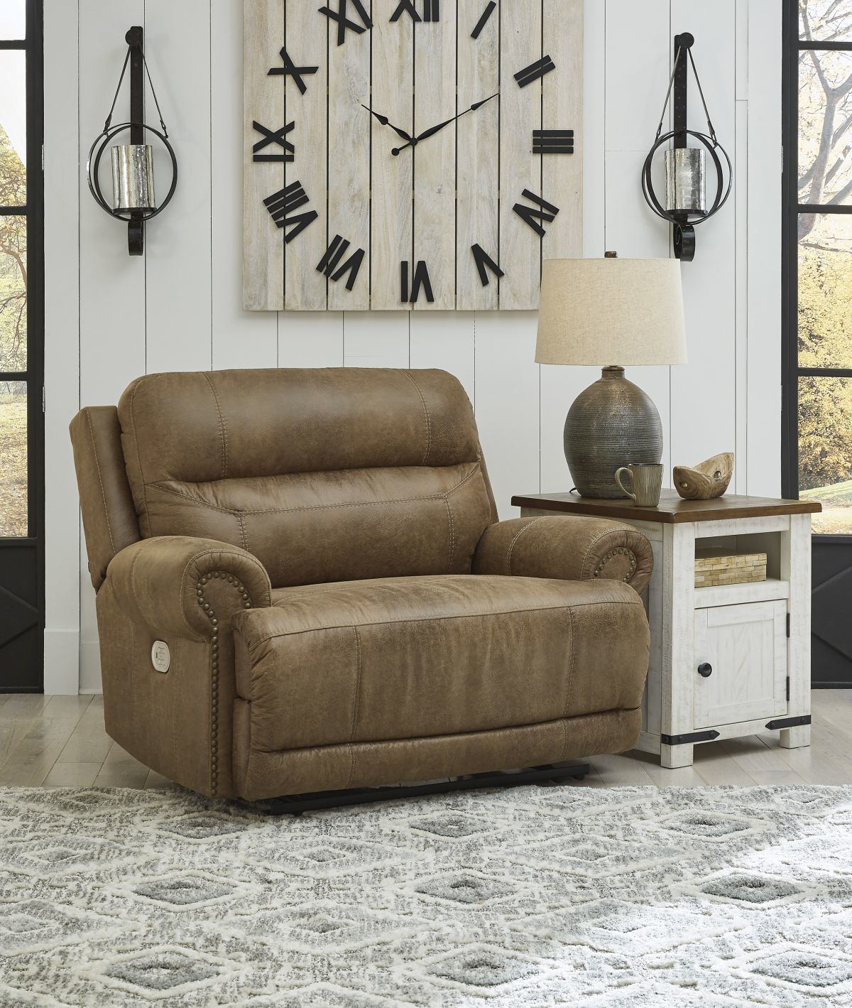 Picture of Grearview Power Recliner