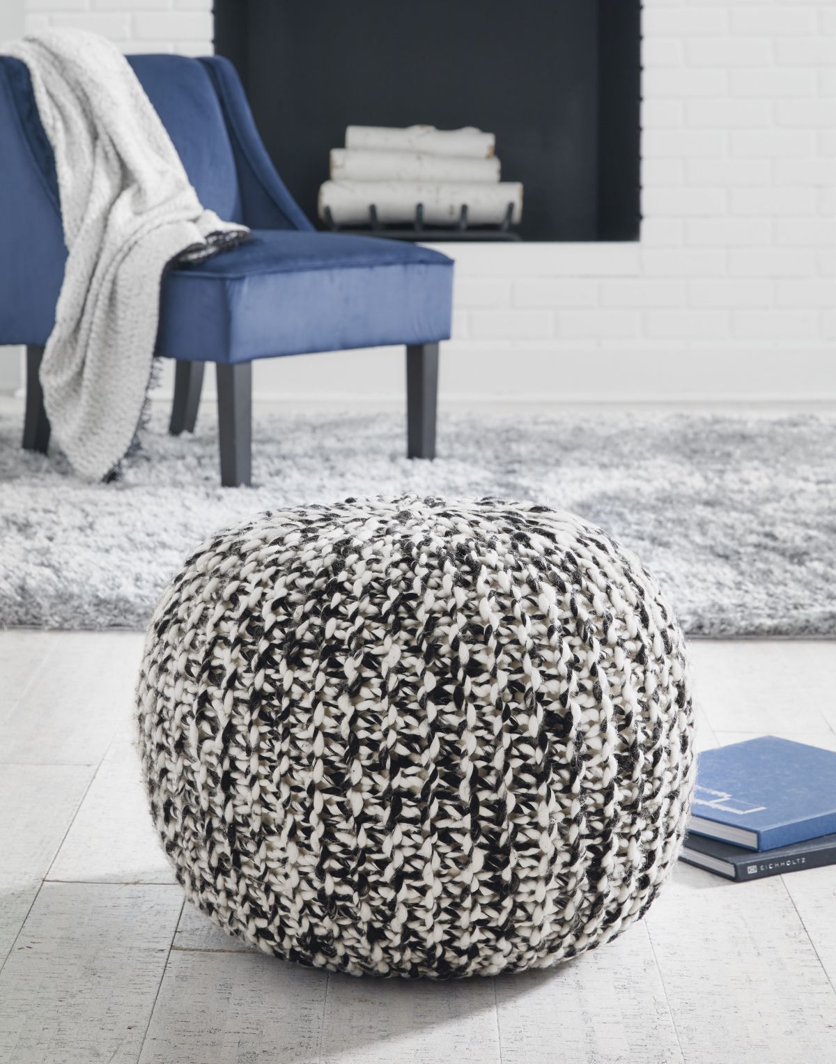 Picture of Latricia Pouf Ottoman