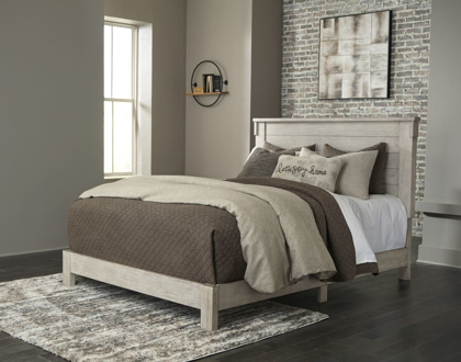 Picture of Hollentown Queen SIze Bed