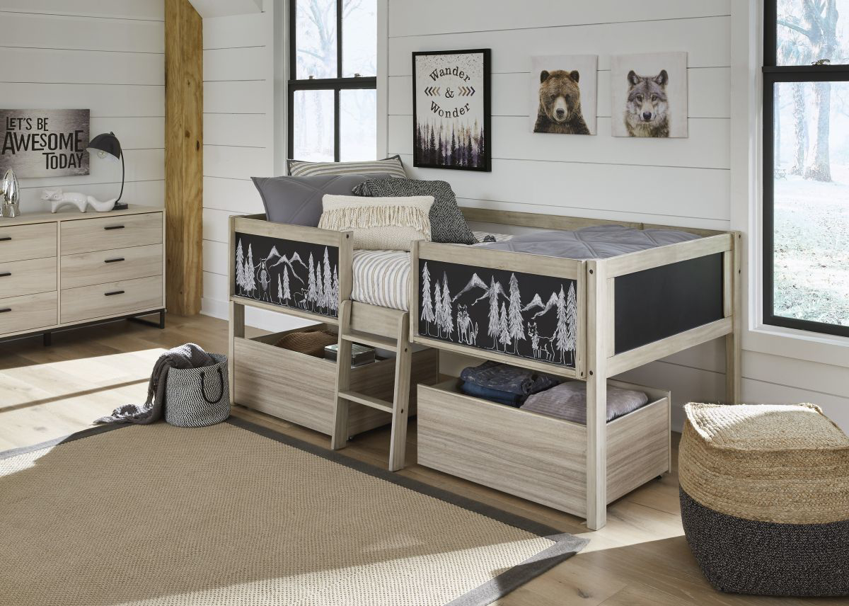 Picture of Wrenalyn Twin Size Bed