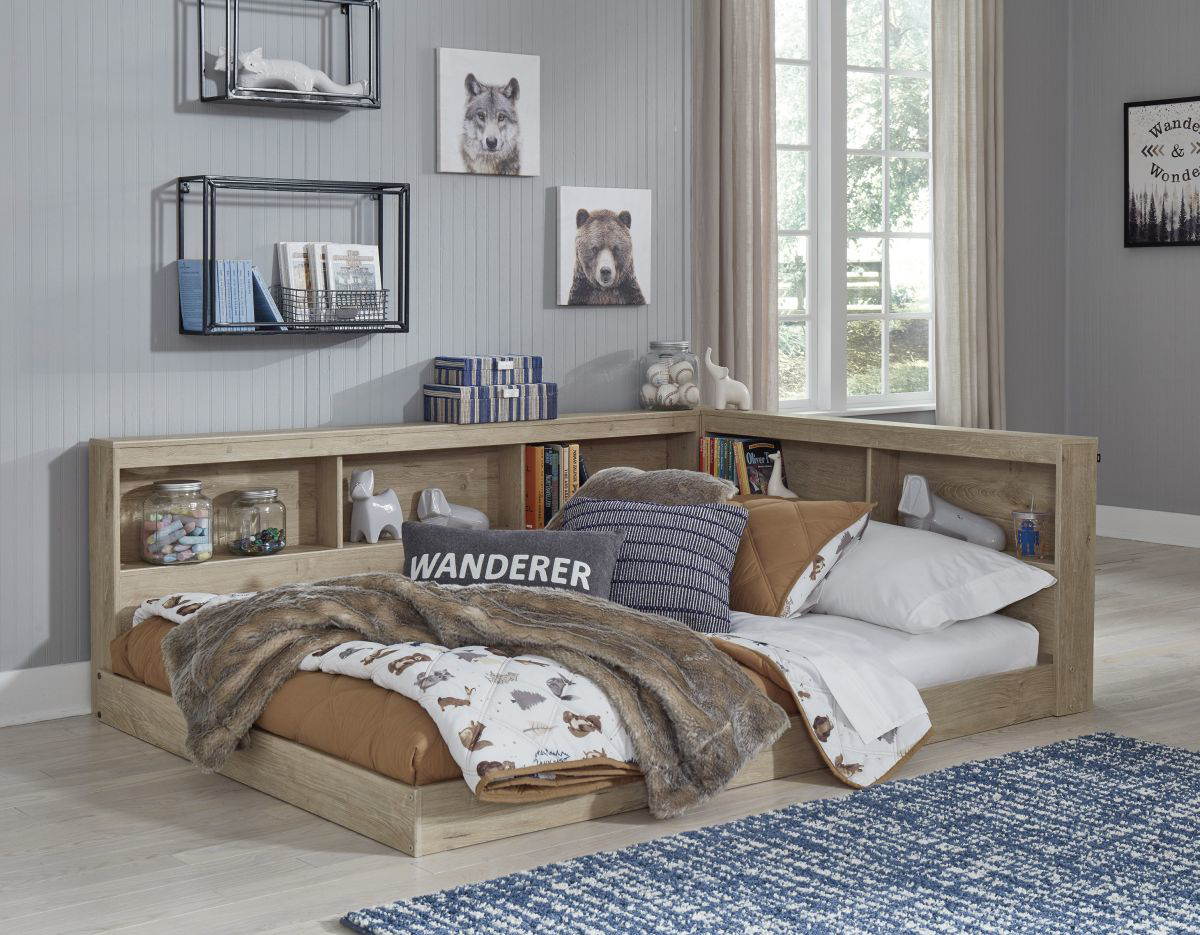 Picture of Oliah Full Size Bed