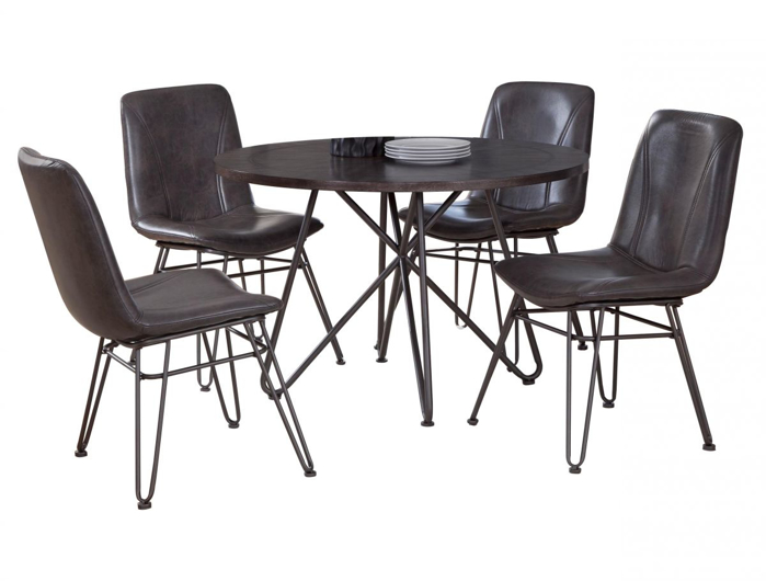 Picture of Derek Table & 4 Chairs