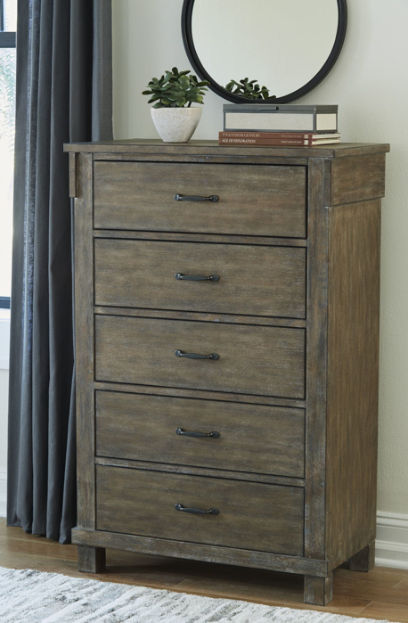 Picture of Shamryn Chest of Drawers