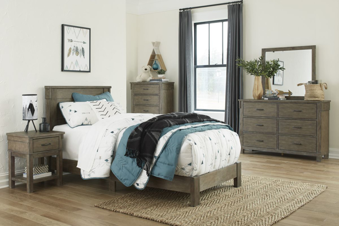 Picture of Shamryn Twin Size Bed