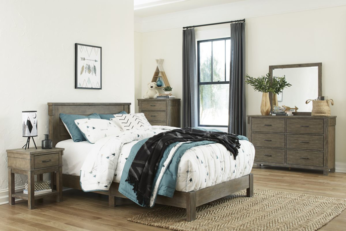 Picture of Shamryn Full Size Bed