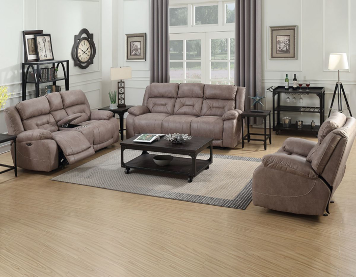 Picture of Aria Reclining Power Loveseat