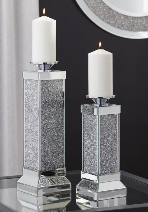 Picture of Charline 2 Piece Candle Holder Set