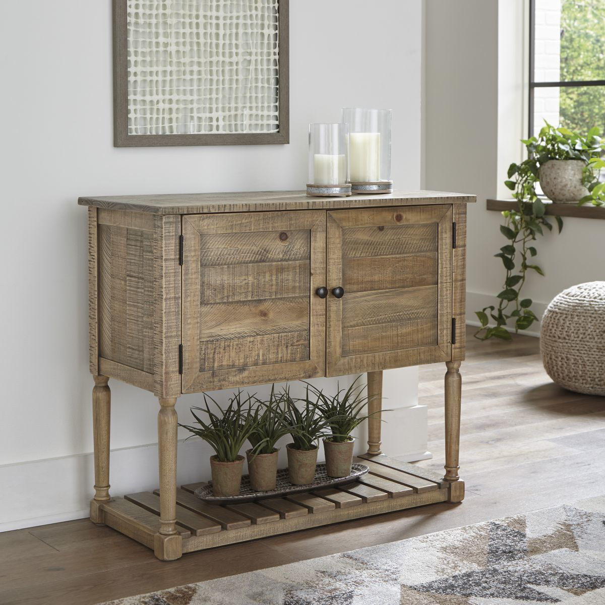 Picture of Lennick Accent Cabinet