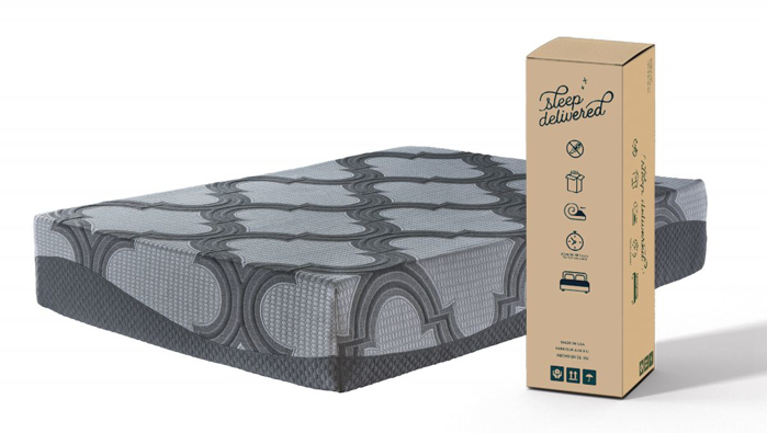 Picture of Hybrid 1200 Cal-King Mattress