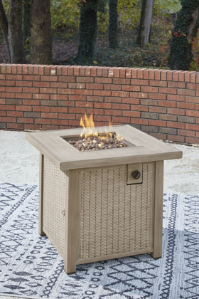 Picture of Lyle Patio Fire Pit Table