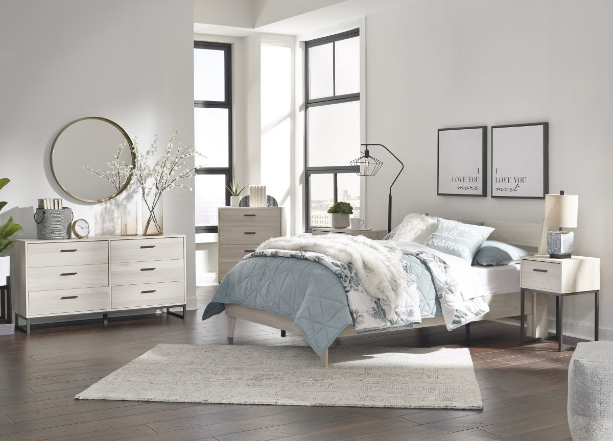 Picture of Socalle Full Size Bed