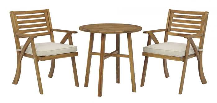 Picture of Vallerie Patio Table & 2 Chairs