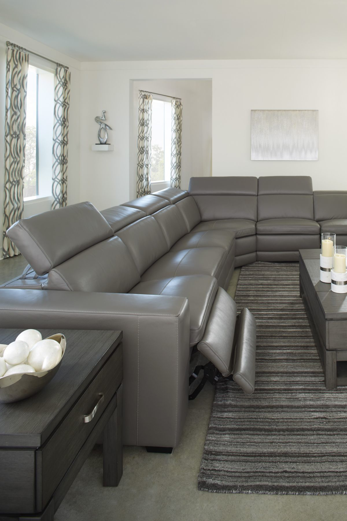 Picture of Texline Reclining Power Sectional