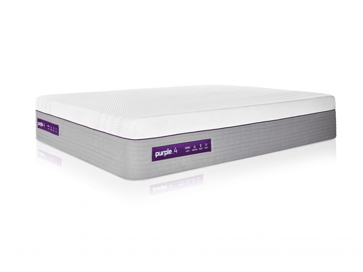 Picture of Purple 4 Hybrid Cal-King Mattress