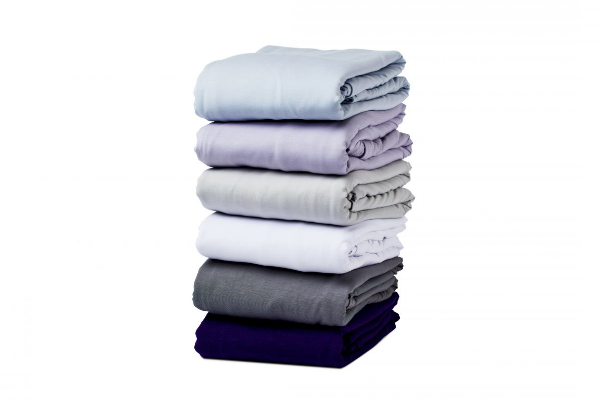 Picture of Purple SoftStretch Full Sheets