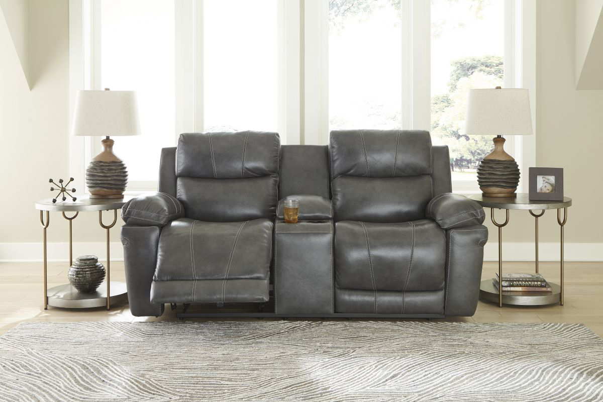 Picture of Edmar Reclining Power Loveseat