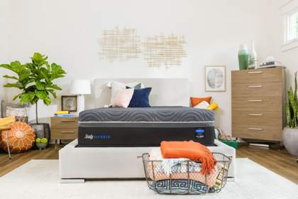Picture of Silver Chill Plush Cal-King Mattress