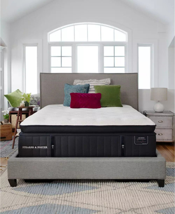 Picture of Rockwell Plush Queen Mattress