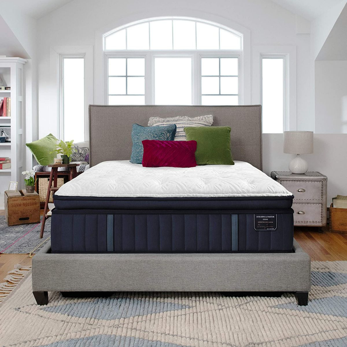 Picture of Rockwell Luxe Firm Queen Mattress