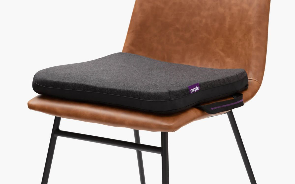 Picture of Purple Double Seat Cushion