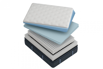 Picture of Hurston Luxe Plush Queen Mattress