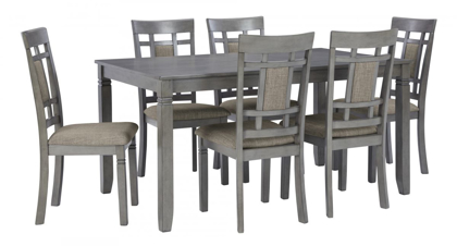 Picture of Jayemyer Table & 6 Chairs