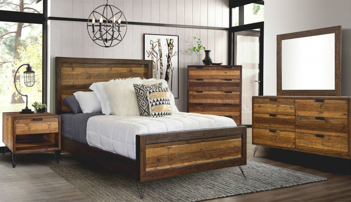 Picture of Cruz King Size Bed