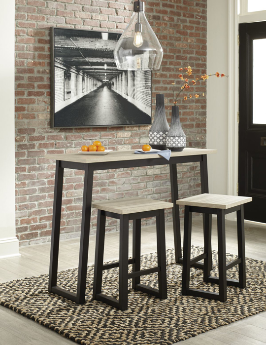 Picture of Waylowe Pub Table & 2 Stools