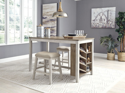 Picture of Skempton Pub Table & 2 Stools