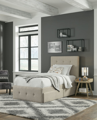 Picture of Gladdinson Twin Size Bed