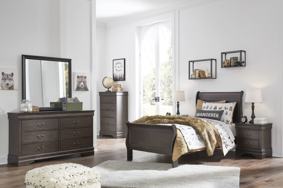 Picture of Leewarden Twin Size Bed